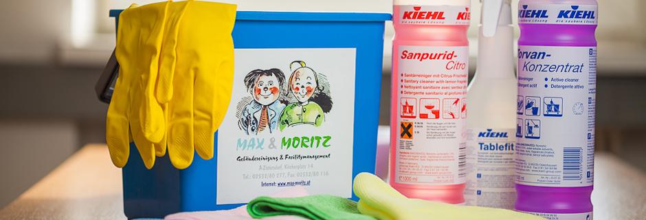 Max & Moritz Gebäudereinigung